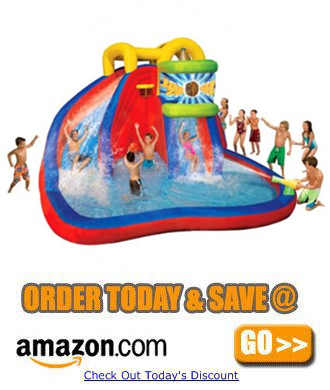 Banzai Drop Zone water Slide amazon