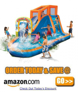 Banzai Plummet Falls Adventure Slide Water Park – Are You Game To Plummet The Depths ?