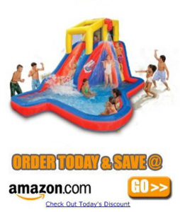 Banzai Splash Blast Water Slide order