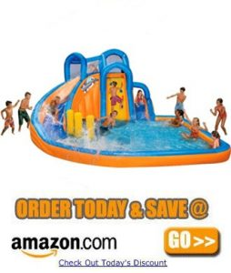 Banzai Wave Breaker Water Park Amazon