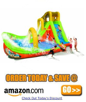 Banzai Wipeout Curve Water Park order