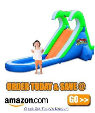 Blast Zone Tropical Splash amazon