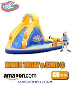 Blast Zone Twist N Spout Water Park a