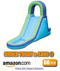 Sportcraft AquaWave II Waterslide