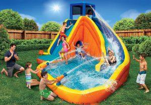 BANZAI Water Slide