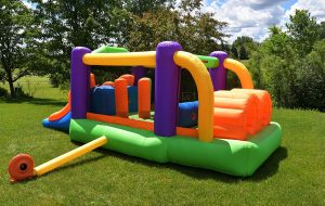 Bounceland Bounce House Inflatable Bouncer