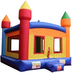 Inflatable Jumper Castle Commercial Bounce House