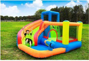 Kids Bouncy Castle Inflatable Castle Water Slide