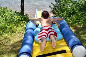 Rave Turbo Chute Water Slide